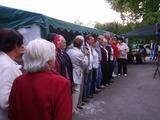 Čenkovské letní setkání 2012 k 600-stému výročí I.písemné zmínky o obci